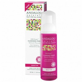 Andalou Naturals Cleansing Foam