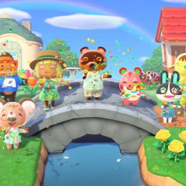 Animal Crossing New Horizons - Nintendo Switch