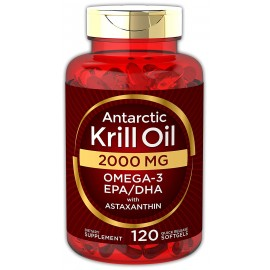 Antarctic Krill Oil 2000 mg