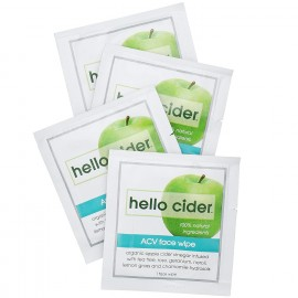 Apple Cider Vinegar Acne Face Wipes