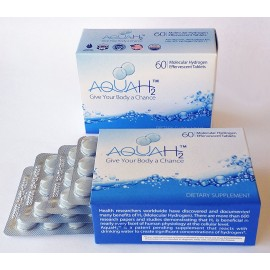AquaH2 - Hydrogen Water Tablets