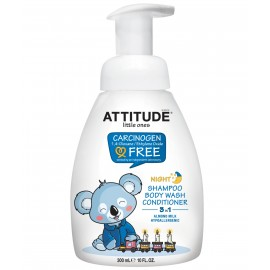 ATTITUDE BABY 3 in 1 Shampoo