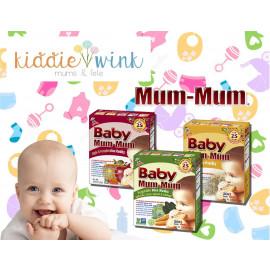Baby Mum Mum original rice teething biscuit