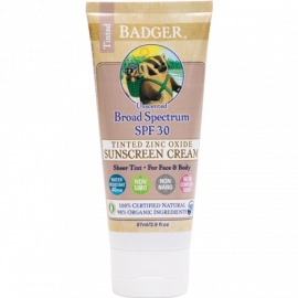 Badger Active Sunscreen Creams