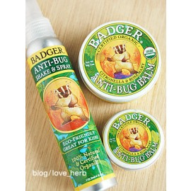 Badger Natural Bug Repellents