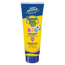Banana Boat Kids Sport Tear Free Sunscreen Lotion