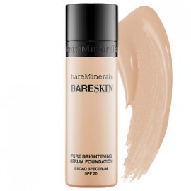 bareSkin® Pure Brightening Serum Foundation Spectrum SPF 20