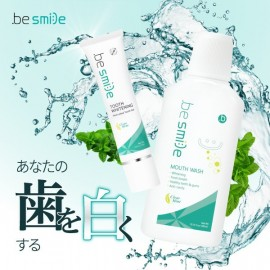 Be Smile Whitening Toothpaste