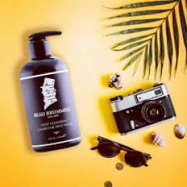 Beau Brummell - Deep Cleansing Charcoal Face Wash