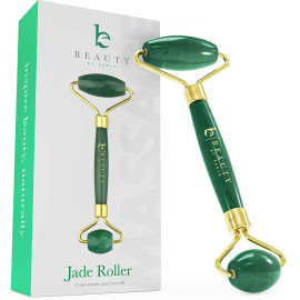 Beauty by Earth Jade Roller for Face