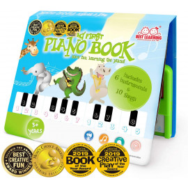 BEST LEARNING My First Piano Book