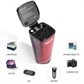 Bestek - Cup Car Power Inverter