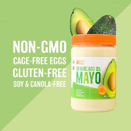 BetterBody Foods Avocado Oil Mayonnaise
