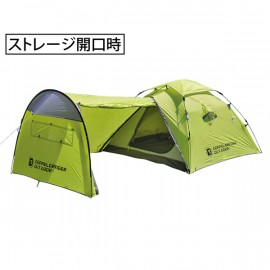 BIG STORAGE ONE TOUCH TENT