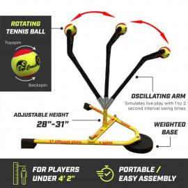 Billie Jean King's Eye Coach Tennis Training
