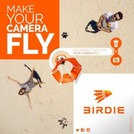 Birdie - Make your camera Fly