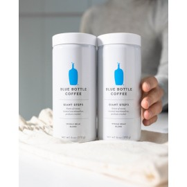 Blue Bottle Whole Bean Coffee in Can
