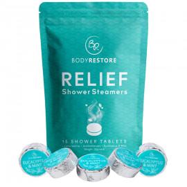 Body Restore Shower Steamers