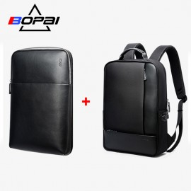 BOPAI 2 in 1 Detachable Laptop Backpack