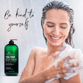 BOTANIC HEARTH Tea Tree Body Wash