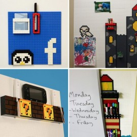 Brik Tile - LEGO Compatible Wall Tiles