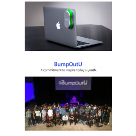 BumpOut - Small Speaker