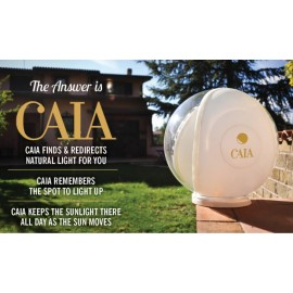 Caia - smart natural lighting robot