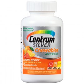 Centrum® Silver® Chewables Adults 50+