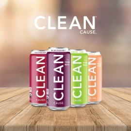 CLEAN CAUSE - Yerba Mate Alcohol & Drug Recovery