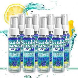 Clean Hands 24-7 Spray Hand Sanitizer