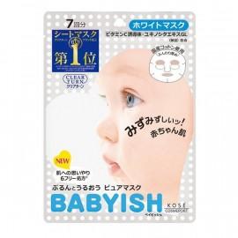 CLEAR TURN Babyish Mask