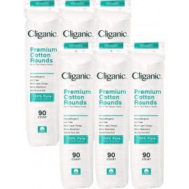 Cliganic Premium Cotton Rounds