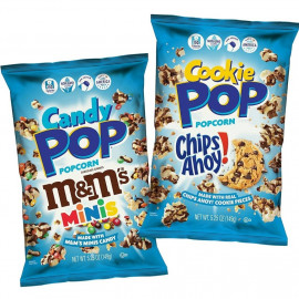Cookie Pop & Candy Pop Popcorn