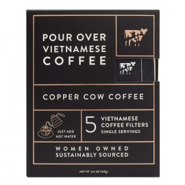 Copper Cow Coffee - Pour Over Vietnamese Coffee