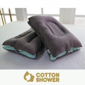 Cotton Shower Pillow - Reinvented Pillow