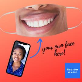 CustomMagic Selfie Face Mask