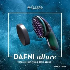 DAFNI Allure - Cordless Hair Straightening Brush