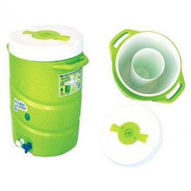 Double Cooler Ice and Beverage Container