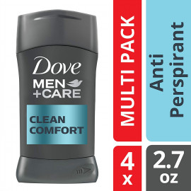 Dove Men+Care Antiperspirant Deodorant Stick Clean Comfort