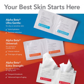 Dr. Dennis Gross Alpha Beta Daily Peel