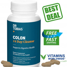 Dr. Tobias Colon 14 Day Cleanse
