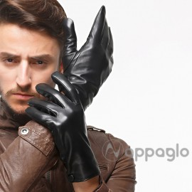 Dual Fuel Burst Power Battery Heated Genuine Leather Gloves