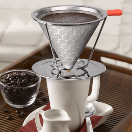 E – Prance Pour Over Coffee Dripper