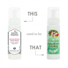 Earth Mama Baby Wash Castile Soap