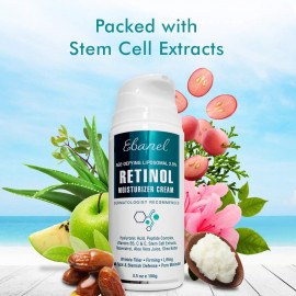 Ebanel Retinol Moisturizer Cream