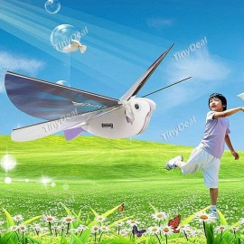 Electric Dove Super Capacitor Wing Flapping Bird