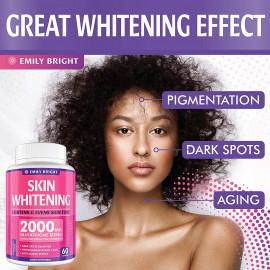 Emily Bright Skin Whitening Pills