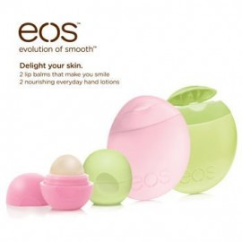eOS- Lip Balm and Hand Lotion Combination Pack