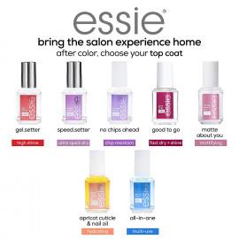 Essie Gel Couture Platinum Grade Finish Top Coat