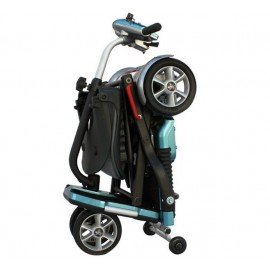 EV Rider TranSport Folding Mobility Travel Scooter